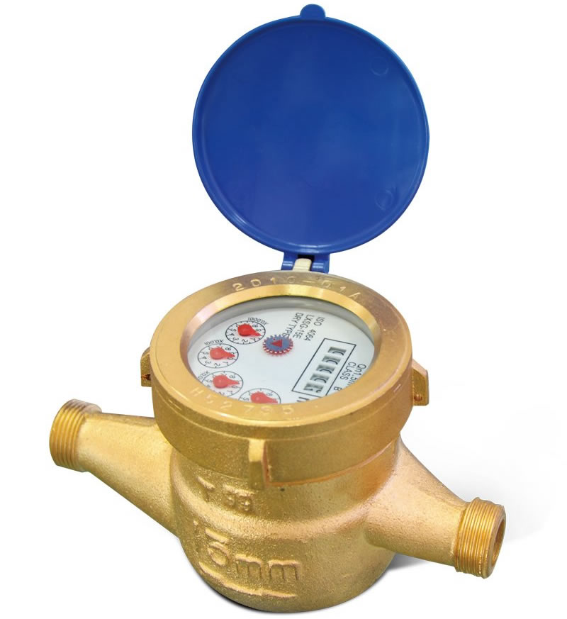 water meter - leak detection